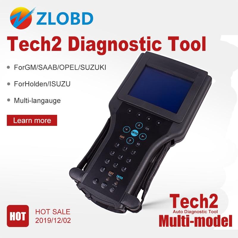 Tech2 Diagnostic Tool ForGM Tech 2 Scanner with 32MB Software Card TIS2000 ForSAAB/OPEL/SUZUKI/Holden/ISUZU 12V OBD2 Car Engine Analyzer  - AliExpress