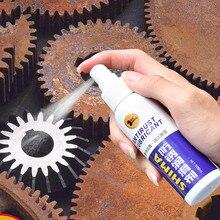Новая металлическая поверхность хромированная краска для обслуживания автомобиля железный порошок очистка ржавчины удаление быстрого очищения спрей