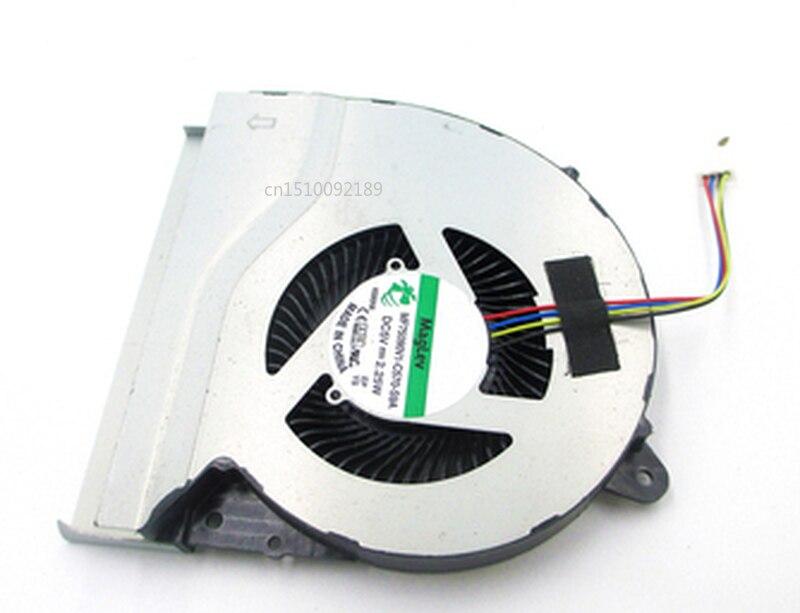 Free Shipping Original Laptop Independent CPU Cooling Fan For Asus FX50J X550 X550JK X550JD X550J MF75090V1-C570-S9A