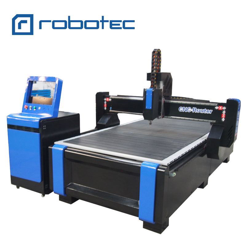 3KW Wood CNC Router Engraving Drilling With Machine Water Cooling Spindle 8ft*4ft 1325