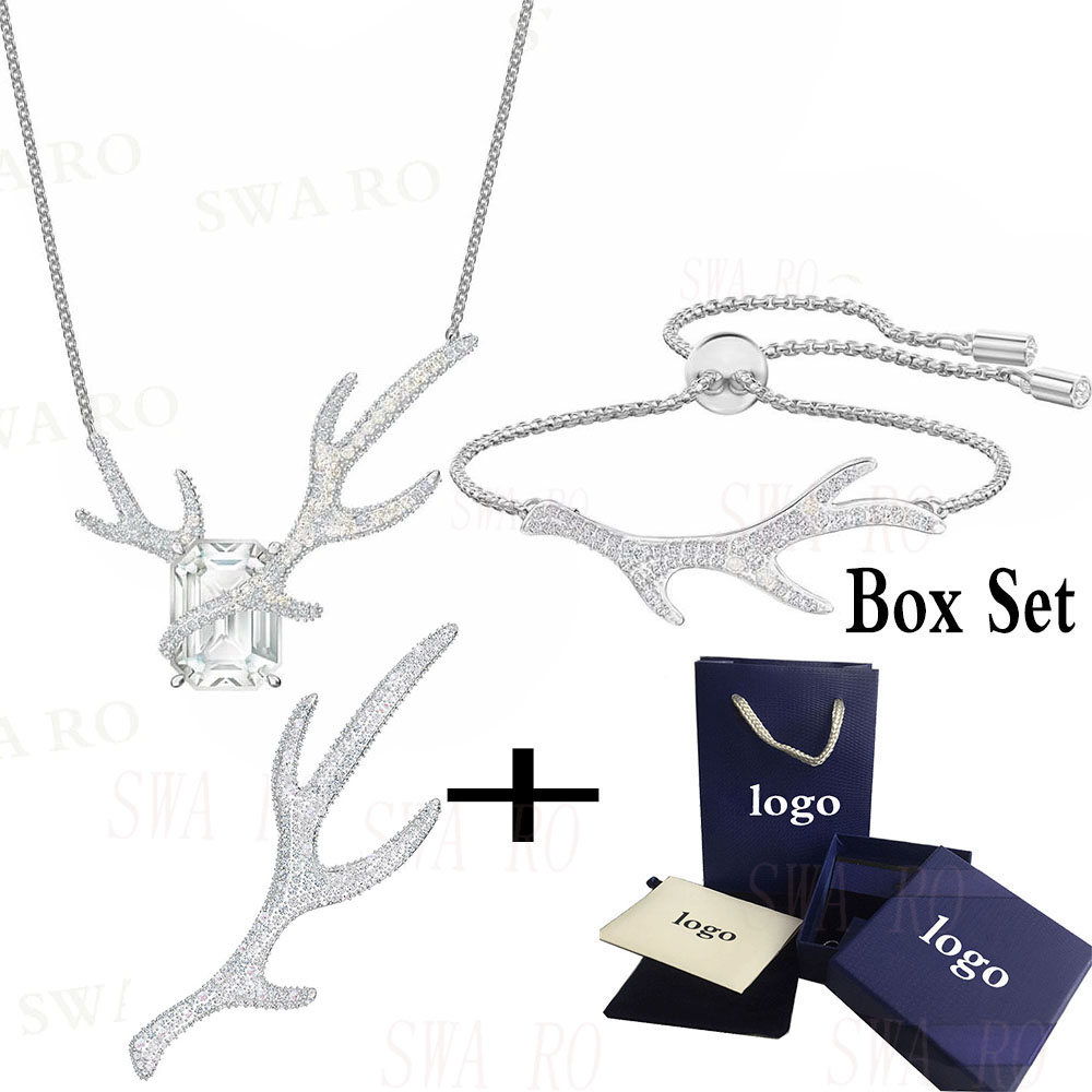 New Fashion Exquisite Polar Bestiary Colorful Ladies Necklace Pendant Nordic-style Simple Jewelry For Girlfriend Birthday Gift