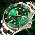 2020 Модные Роскошные мужские часы Rolexable, спортивные водонепроницаемые наручные часы из нержавеющей стали для мужчин