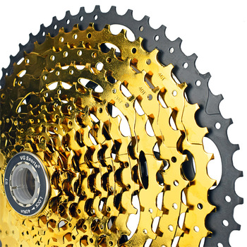 Mountain Bike 11 Speed 11-52T Freewheel Bicycle Cycling Hollow Cassette Sprocket