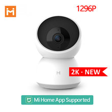 Actualización de Xiaomi Mijia Smart Cámara A1 Webcam Hd 1296P Wifi Pan-Tilt Nachtzicht 360 Hoek Video vista de cámara monitor de seguridad bebé(China)