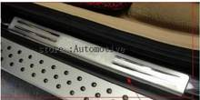Накладки на пороги из нержавеющей стали для bmw x5 e70 x6 e71