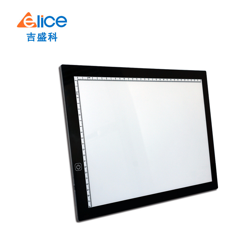 Manufacturers Direct Selling A3 Touch Control LED Copy Board tou xie tai Desk Translucent Taiwan A4 Anime Calligraphy Copy Sets