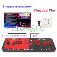 Joysticks Iron-Console Arcade-Game FBA Pandora Box Controller MAME Gaming Mortal DX Support