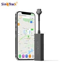 Mini GPS Tracker ST-901M dispositif de suivi de véhicule voiture moto GSM localisateur télécommande avec système de surveillance en temps réel APP