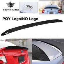 PQY-aileron arrière à rabat en aluminium anodisé pour PQY-WSS05 à ailes à profil bas Subaru WRX Sti 15 pouces
