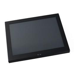 Промышленный монитор, 12 дюймов, 12,1 дюйма, VGA HDMI BNC AV USB, компьютерный монитор, бесплатная доставка, 1024*768, не сенсорный экран