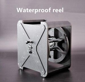 Image 5 - ROVMAKER sıfır yüzdürme kablosu 2 çekirdekli erkek kafa sualtı robot göbek kablosu kablosu su mühür bağlayıcı 2x26AWG