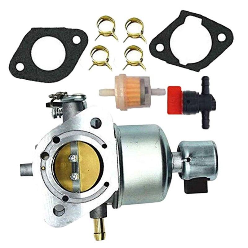 Remplacement pour Kawasaki FR651V FS651V Cub Cadet LTX1046M Kit de carburateur de coupe 21.5 Hp