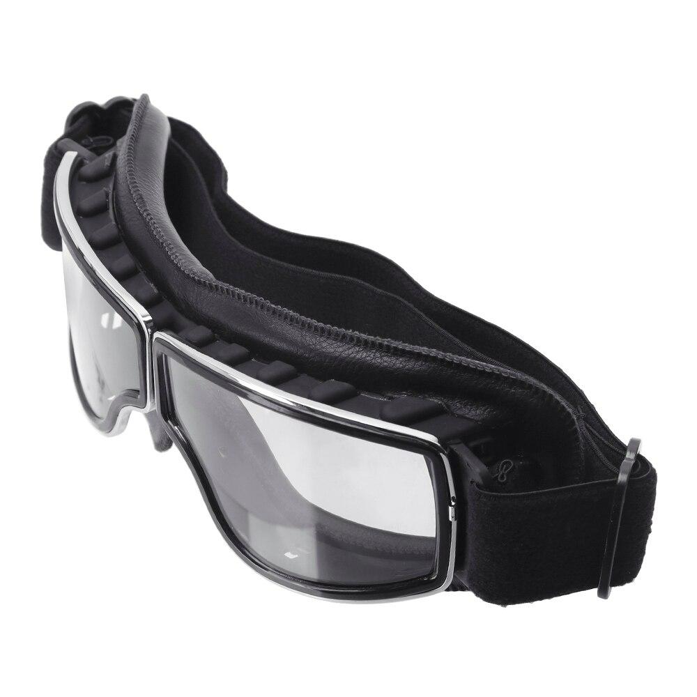 cheapest YOSOLO Motorcycle Goggles Steampunk Helmet Goggles Motorcycle Accessories Motocross Eyewear Mask Windproof Motorbike Glasses