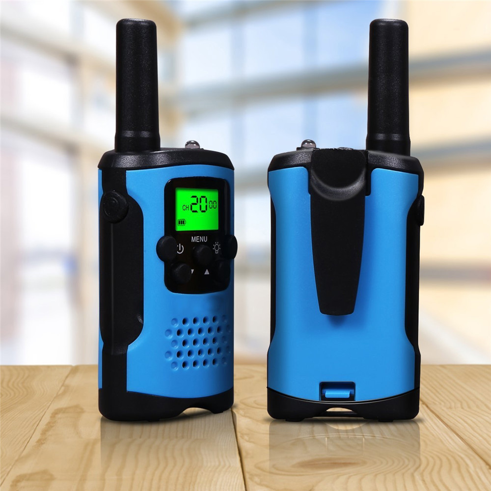 2pcs Two-Way Radio Kids Walkie Talkie For Motorola Mini Children Driving Car Range Handheld Transceiver Kids Gift