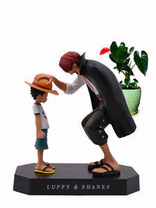 Model-Toy Merry-Doll Action-Figure Collectible Christmas-Gift Going One-Piece Shanks