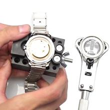 2019 New Watch Repair Tool Waterproof Screw Adjustable Back Case Opener Wrench Remover watch repair tool kit Watch Back Case Ope цена