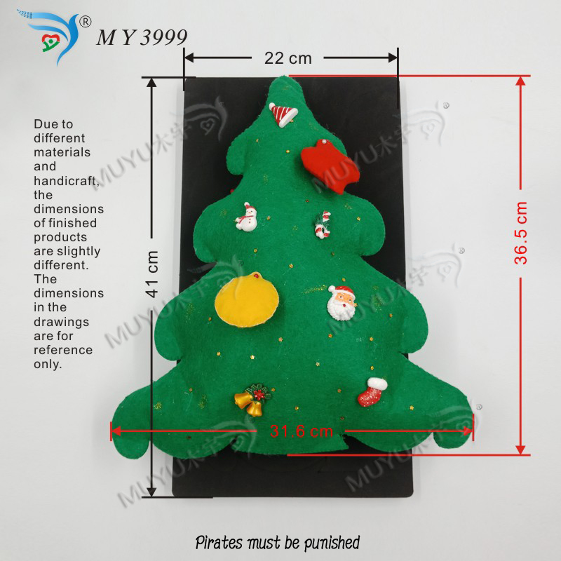 Boże narodzenie drzewo i drewniane matryce do cięcia fit scrapbooking my3999 w Matryce do wycinania od Dom i ogród na  Grupa 1