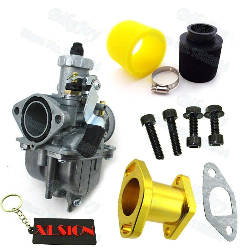 Mikuni VM22-3847 производительность Карбюратор Комплект для хищника 212cc GX200 196cc двигатели мини велосипед картинг