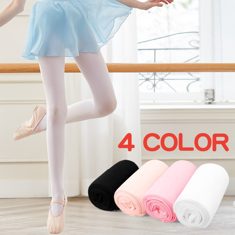 90D Professional Ballet Dance Tights Ballet Leggings Dance Wear For Children Girls Training Dance Ballet