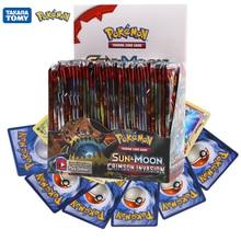 324Pcs Pokemon Cards TCG: Crimson Invasion Sword&Shield Sun Moon Evolutions English Trading Card Game Booster Box Collectible Gi
