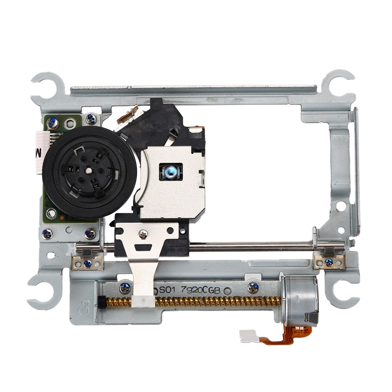 TDP 182W Laser-Lens with Deck Mechanism, Game Machine Replacement Laser-Lens for <font><b>PS2</b></font> Slim/<font><b>Sony</b></font>/<font><b>Playstation</b></font> <font><b>2</b></font> Optical 7700X 77XXX image
