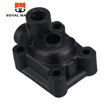 Outboard water Pump Case (Upper) 369-65016-0 for Replacing Tohatsu Outboard Engine Motor part  water pump housing new engine water pump for isuzu 4jg1 4jg2 komatsu forklift 4jb1 bighorn