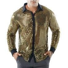 Chemise Homme Manche Longue De Lux, модные мужские осенние повседневные рубашки, рубашка с длинным рукавом, открытая рубашка, топ, блузка, Camisa Hombre