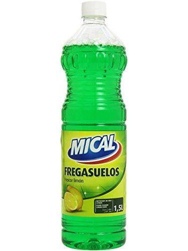 Mical - Fregasuelos - Frescor Limón - 1.5 L