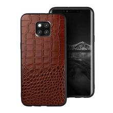 For Huawei mate20 top layer cowhide phone case new huawei mate20pro 20x mate20lite