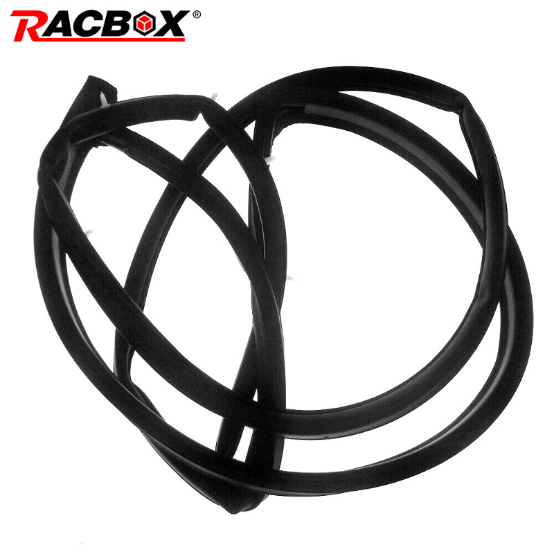 Front  Right Door Weather Strip Seal Rubber Replacement For Honda 03-07 Accord