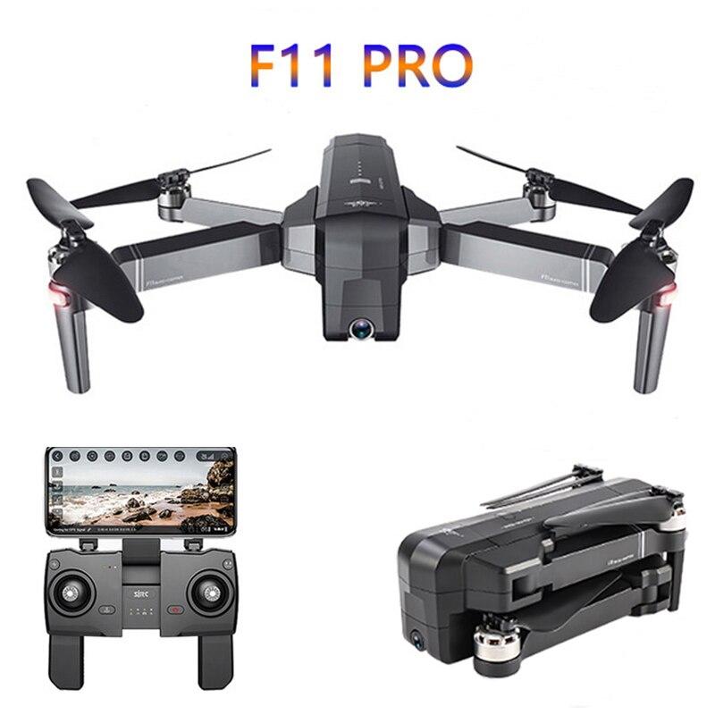 SJRC F11 PRO GPS RC Drone Mit 1080P 2K HD Kamera RC Quadcopter Hubschrauber Faltbare Drohnen 5G wiFi FPV Gesture Control Bürstenlosen