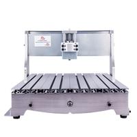DIY CNC Frame 6040 Milling Machine Frame 600*400mm for Wood Engraver