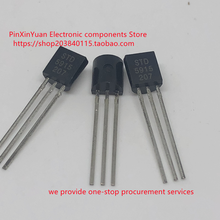 10 шт./лот новый оригинальный STD5915 транзистор мощности и триодов, 5915 силовые транзисторы NPN TO-92 в наличии