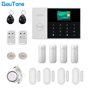 Image 1 - GauTone WIFI+GSM GPRS APP Remote Control Home/Office/Factory Wireless Burglar Security Alarm System For Android and iOS