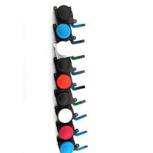 1 قطعة عصا تحكم تناظرية ثلاثية الأبعاد العصي قطعة بديلة لمستشعر ل نينتندو سويتش NS ل Joy Con تحكم أجزاء إصلاح أسود