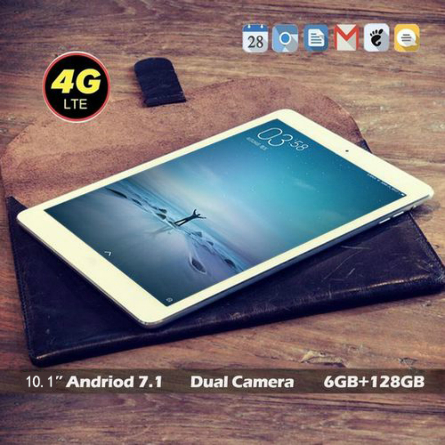 2019 New WiFi Tablet PC 10 Inch Ten Core 4G Network Android 7.1 Arge 1280*800 IPS Screen Dual SIM Dual Camera Rear 5.0 MP IPS