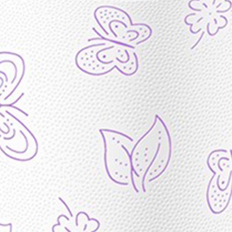 6 Rolls Premium Napkin Roll Paper ,3 Layers Bath Toilet Paper Faint Scent Soft
