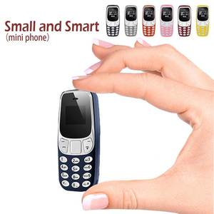 Super Small Mini Mobile Phones Bluetooth Earphones Voice Changer Dialer Low Radiation Dual SIM Cell Phones PK 7s+ KK1 J8 J9 T3