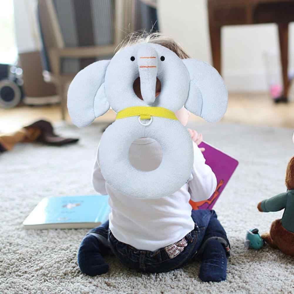 Head Protection Cushion Baby Pillow Newborn Baby Kids Pillows Animal Printed Cotton Kids Pillow Sleep Positioner Dropship