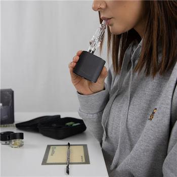 New , cigarette paste, CBD, electronic hookah, dry-burning smoking set, 1