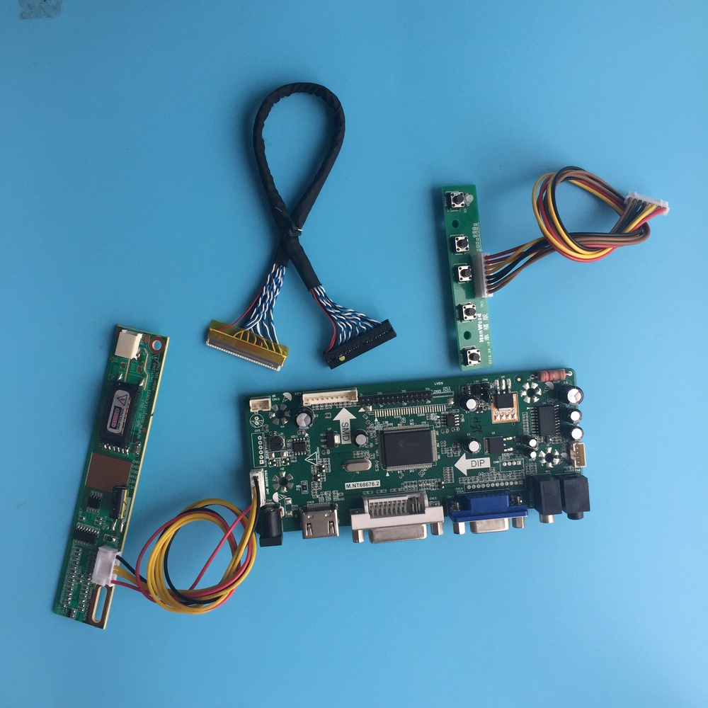 Kit For LP171WX2-TLB2 M.NT68676 HDMI Screen 17.1