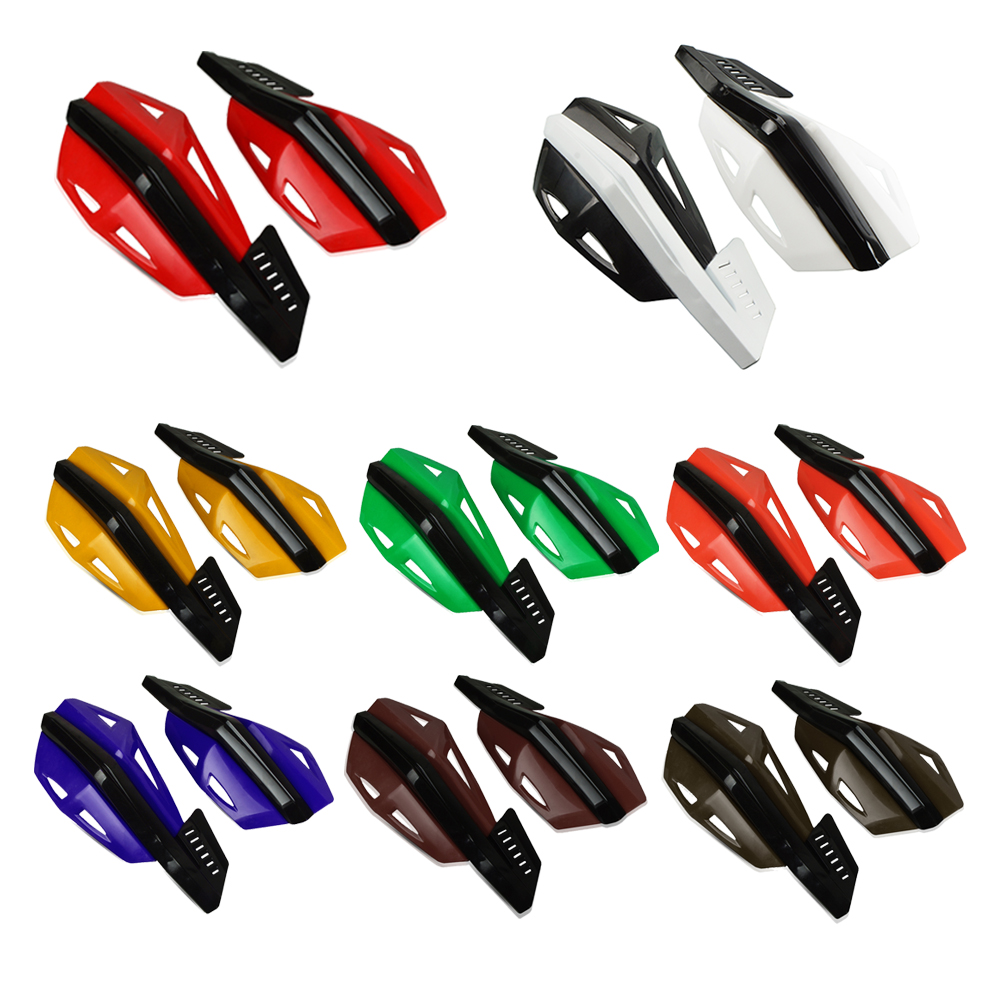 פנסים מופעלי סוללות עבור KTM EXC EXCF 250 300 350 400 450 500 530 65 85 SX SXF SXS 890 הדוכס R אופנוע Handguard ידית יד Guard מגן מגן (1)