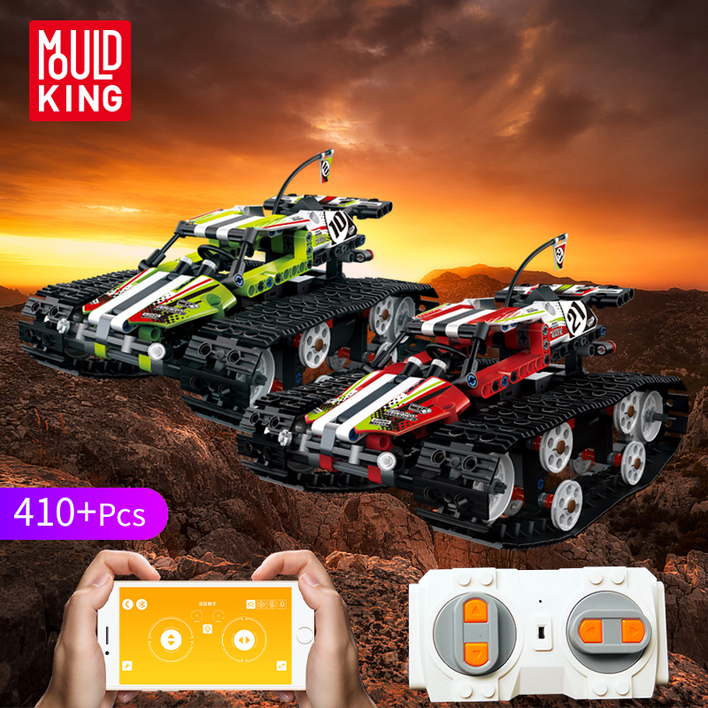 Technic Series APP RC Crawler Coche De Carreras Juguetes Educativos Legoingly Building Blocks Race Car Toys Gifts