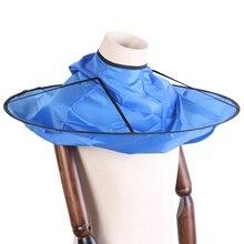Hairdresser Cloth Capes Umbrella-Cape Hair-Cutting-Cloak Salon Stylists-Using DIY Fashion
