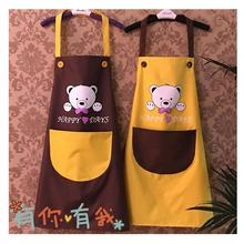High quality Oxford cloth Apron Adult Bibs Cleaning Aprons Kitchen Accessory Waterproof Wipe hand and oil-proof household apron wq002 kitchen oil proof cloth apron black