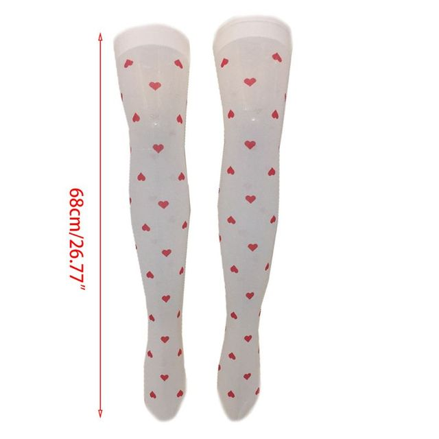 Women's Sexy Thigh High, Long Socks