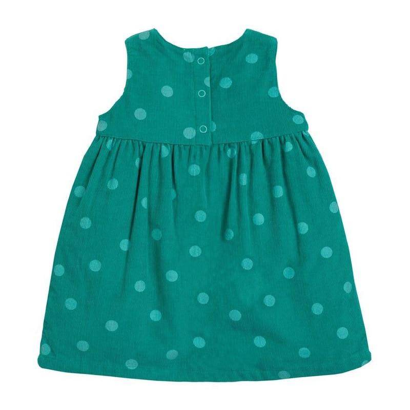 Little maven Dress Girls Sleeveless Dress Animal Giraffe Applique Baby Girls Corduroy Sundresses Kids Clothes Brand Dress 4