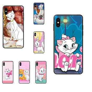 Special Luxury Phone Case The Cartoon Aristocats For iPhone 11 12 Pro Max Plus Pro X XS Max XR 8 7 6S SE 5 5C 5S SE 2020 image