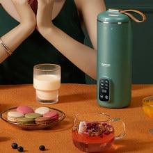 220v mini soja melk máquina cytoderm quebra máquina filtro-grátis automatische verwarming soja melk huishouden misturador liquidificador
