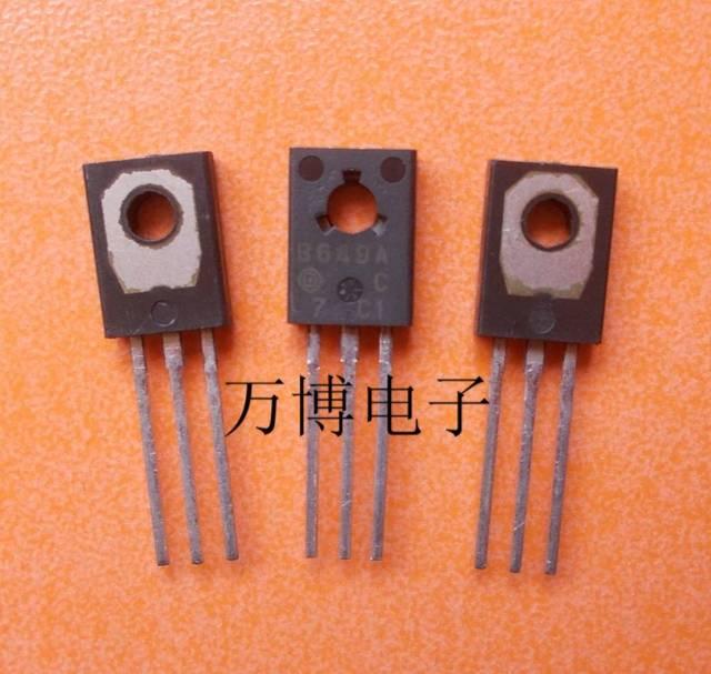 4 pares 2sb649a/2sd669a b649/d669 novo produto original feito no japão